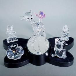 Swarovski Crystal | Disney | Bambi - Complete Set | 943951 943601 943953 943597 955432 981942