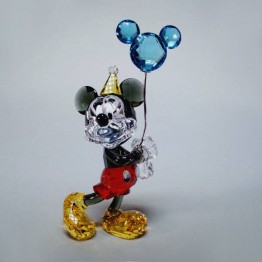 Swarovski Crystal | Disney | Mickey Mouse - Celebration - Colored Edition | 5376416