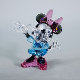 Swarovski Crystal | Disney | Minnie Mouse - Colored Edition | 1116765
