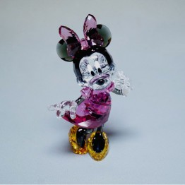 Swarovski Crystal | Disney | Minnie Mouse - Colored Edition | 5135891