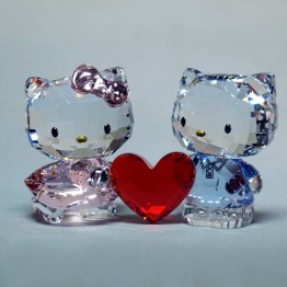 Swarovski Crystal | Sanrio | Hello Kitty & Dear Daniel  | 5428570