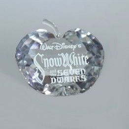 Swarovski Crystal | Disney | Snow White - Title Plaque | 1016525