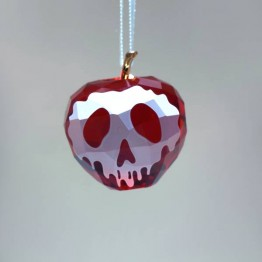 Swarovski Crystal | Disney | Poisoned Apple - Ornament | 5428576