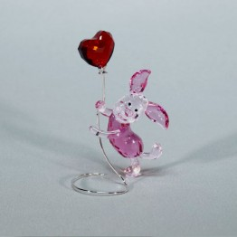 Swarovski Crystal | Disney | Winnie the Pooh - Piglet - Colored Edition | 1142890