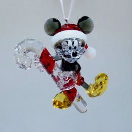 Swarovski Crystal | Disney | Mickey Mouse - Christmas Ornament | 5135938
