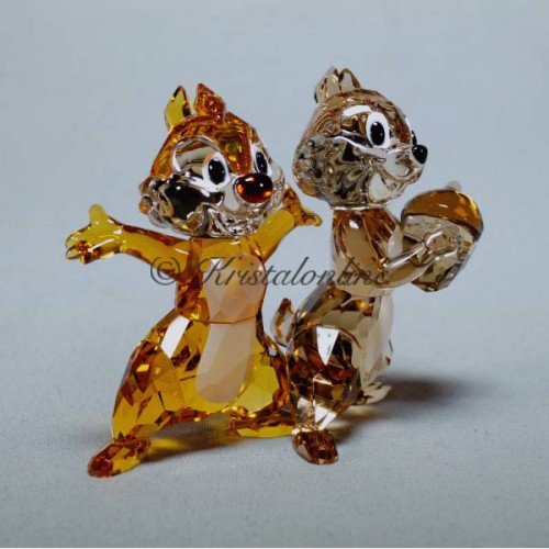 Swarovski Crystal | Disney | Chip 'n' Dale | 5302334