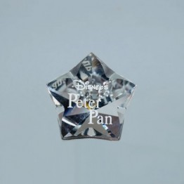 Swarovski Crystal | Disney | Peter Pan Title Plaque | 1036622