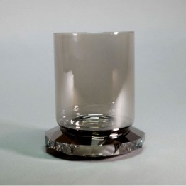 Allure Tea Light - Silver Tone