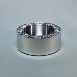 Swarovski Crystal | Home Accessories | Other | Minera - Tea Light Holder - Small - Silver Tone | 5474386