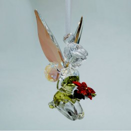 Swarovski Crystal | Disney | Tinker Bell - Christmas Ornament | 5135893