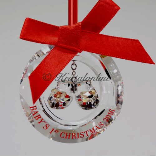 babys first christmas ornament annual edition 2016