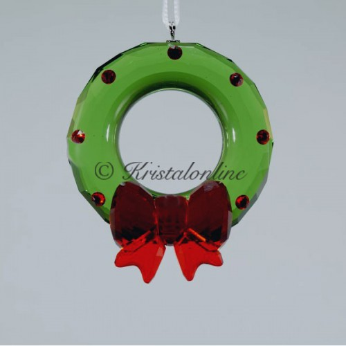 Christmas Ornament - Christmas Wreath