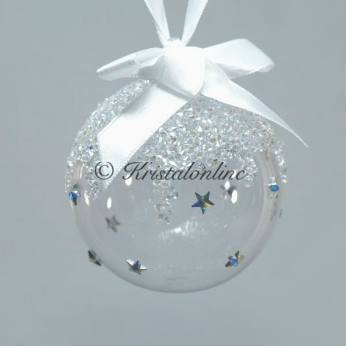 Swarovski Crystal | Christmas | Christmas Ball Ornament - Small - 2019 | 5464884
