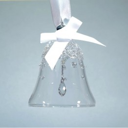 Christmas Bell Ornament - Small