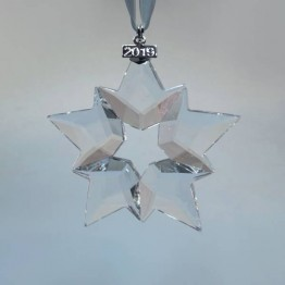 Swarovski Crystal | Christmas | Christmas Ornament - Annual Edition 2019 | 5427990