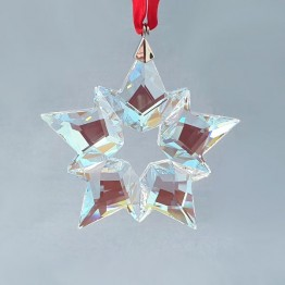 Swarovski Crystal | Christmas | 25th Anniversary - Christmas Holiday Ornament - by Mariah Carey | 5543287