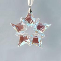 Swarovski Crystal | Christmas | Ornaments | Ice Star - Ornament | 5576238