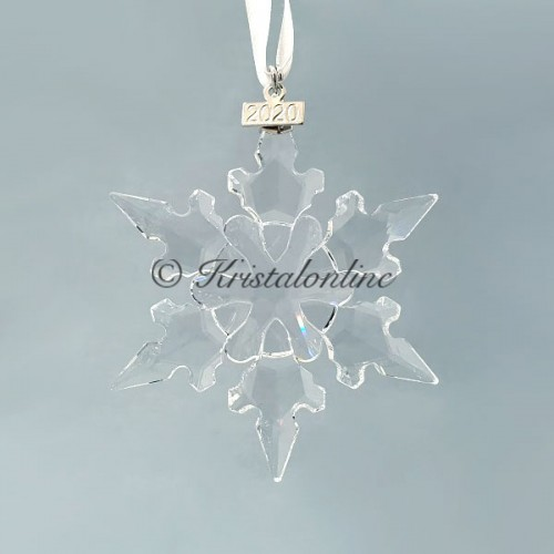 Crystal Christmas Ornaments 2020 Swarovski Crystal Christmas Christmas Ornaments Christmas Ornament