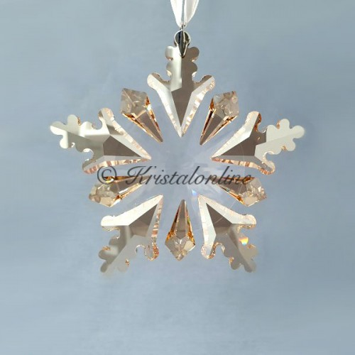 Swarovski Crystal | Christmas | Christmas Ornaments | Christmas Ornament - Winter Sparkle | 5535541