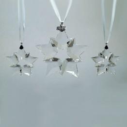 Swarovski Crystal | Silver Crystal | Christmas Ornament - Set - 2019 | 5429600