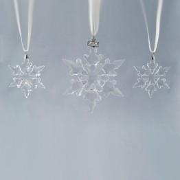 Swarovski Crystal | Silver Crystal | Christmas Ornament - Set - 2020 | 5489234