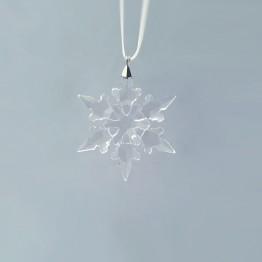 Swarovski Crystal | Christmas | Christmas Ornaments | Christmas Ornament - Little Snowflake - 2020 | 5511042
