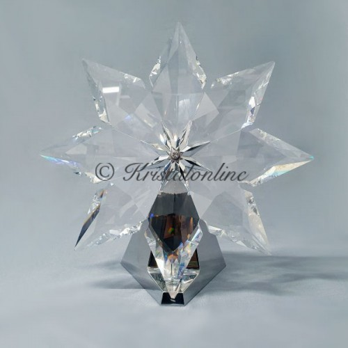 Swarovski Crystal | Silver Crystal | Christmas | Christmas Star - Limited Edition 2013 - Large | 5004515