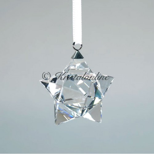 Christmas Ornament - 3D Star - Small