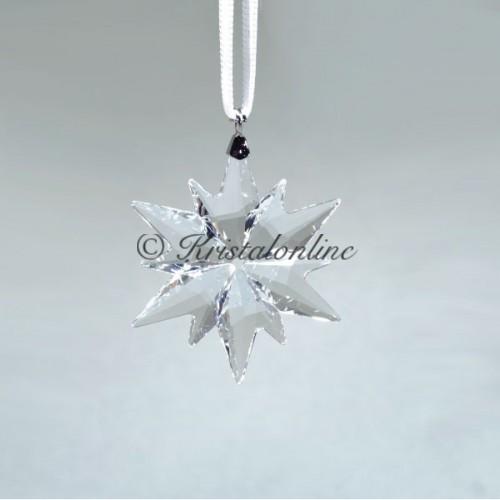 Swarovski Crystal | Silver Crystal | Christmas Ornament - Little Snowflake - 2017 | 5257592