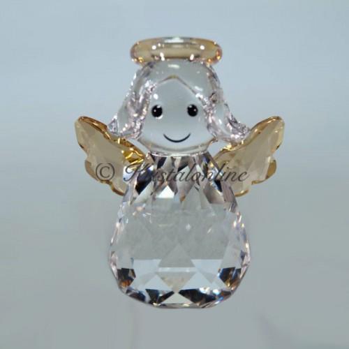 Swarovski Crystal | Silver Crystal | Christmas | Rocking Angel | 5287215