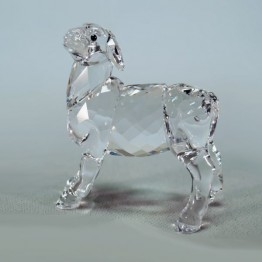 Swarovski Crystal | Silver Crystal | Christmas | Nativity Scene - Sheep | 5298145