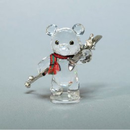 Kris Bear - With ski's - Var. 2
