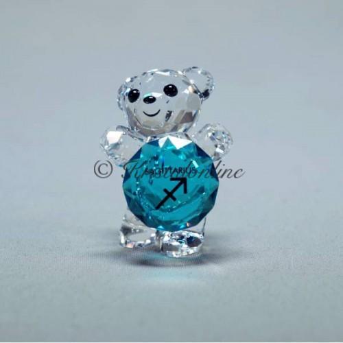 16b979464a4183 Swarovski Crystal Lovlots Kris Bears Kris Bear Sagittarius 5396288