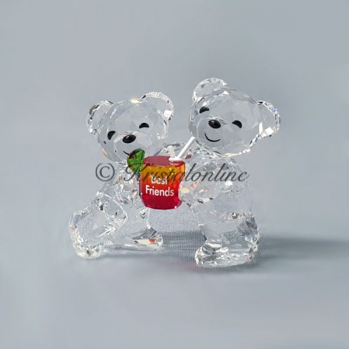 Swarovski Crystal | Lovlots | Kris Bears | Kris Bear - Best Friends | 5491971