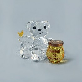 Swarovski Crystal | Lovlots | Kris Bears | Kris Bear - Sweet as Honey | 5491970