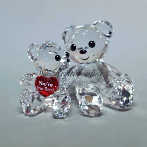 0fcfcee841e Swarovski Crystal | Lovlots | Kris Bears | Kris Bear - You're the best