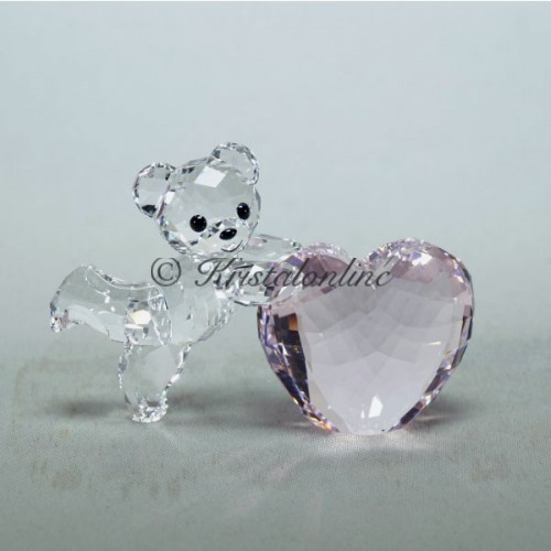 Kris Bear - Pink Heart