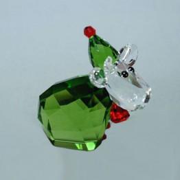 Swarovski Crystal | Silver Crystal | Christmas | Santa's Helper Mo | 5286208