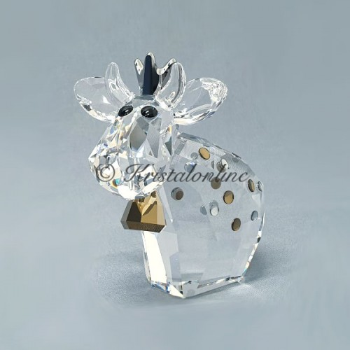 Swarovski Crystal | Lovlots | Birthday Princess Mo - Medium - Limited Edition 2020 | 5492746