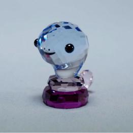 Swarovski Crystal | Silver Crystal | Lovlots | Zodiac - Protective Snake | 5302561