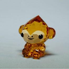 Swarovski Crystal | Silver Crystal | Lovlots | Zodiac - Cheerful Monkey | 5302555