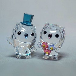Swarovski Crystal | Hoot | Hoot - We are in love | 5428000