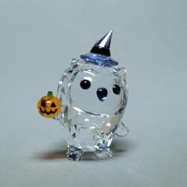Swarovski Crystal | Silver Crystal | Hoot - Happy Halloween - Annual Edition 2019 | 5464862