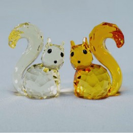 Swarovski Crystal | Silver Crystal | Lovlots - In Love - Bert & Berta | 5282357