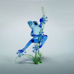 Swarovski Crystal | Crystal Paradise | Frog on branch 5239716