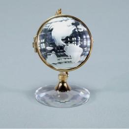 Globe - Clock