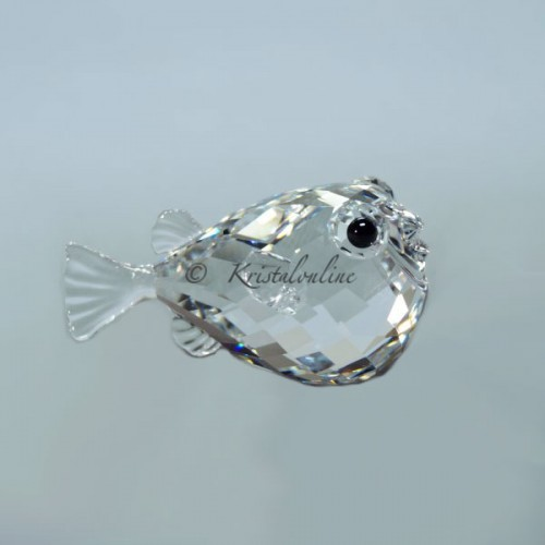 Swarovski Crystal | Silver Crystal | Water | Blowfish | 5282028