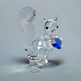 Swarovski Crystal | Winter Sparkle  | Squirrel | 5464879