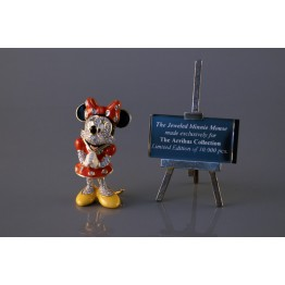 Minnie Mouse Small, L.E. with Title Plaque