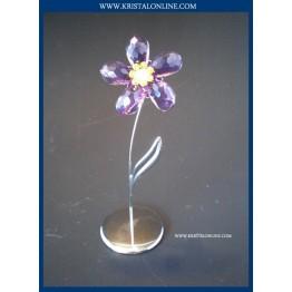 Swarovski Crystal | Crystal Paradise | Deoli - Amethyst 677619